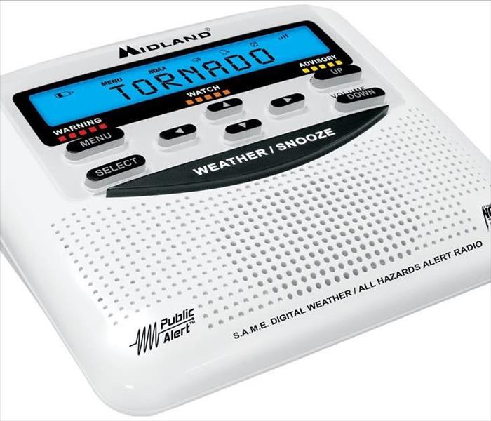 Storm Damage Why should you buy a Weather Radio?