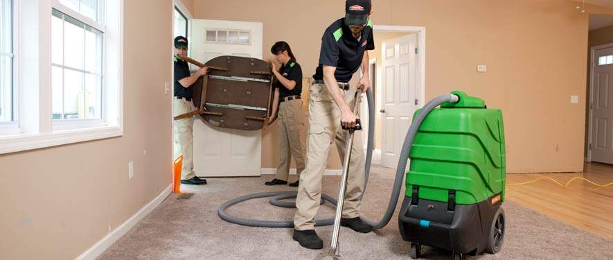 Troy, MO residential restoration cleaning